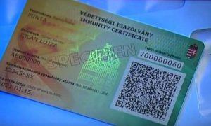 A NISZ 8 millió darab védettségi igazolványt rendelt közel 10 milliárd forintért